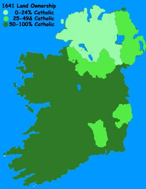 The State Of Ireland From The Sale Of The Iverk Barony